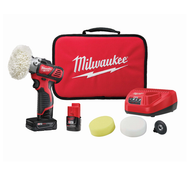 M12ª Variable Speed Polisher/Sander 2 Battery Kit