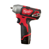 "M12ª 1/4""  Impact Wrench Tool Only"