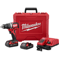 """M18» 1/2"""" Compact Brushless Drill/Driver Kit"""