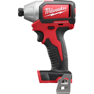 """M18ª 1/4"""" Hex Brushless Impact Driver - TOOL ONLY"""