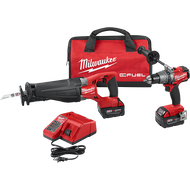 M18 FUEL» Recip/Drill 2-Tool Combo Kit