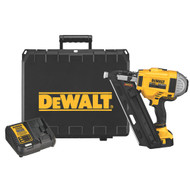Dewalt 20V MAX* XR Lithium Ion Brushless Dual Speed Framing Nailer