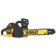 "Dewalt 40V MAX* Lithium Ion XR Brushless 16"" Chainsaw"