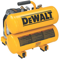 2 HP Elec, 4 gal, Hand Carry, Twin tanks, 14 Amps
