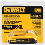 20V MAX Li-Ion Compact Battery Pack (2.0 Ah)