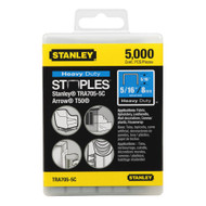 "5/16"" Heavy Duty Staples 5,000 Units"