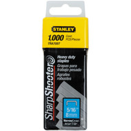 "5/16"" Heavy Duty Staples 1,000 Units"
