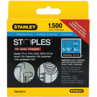 "5/16"" Staples Heavy Duty 1500Pk"