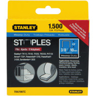 "3/8"" Staples  Heavy Duty  1500Pk"