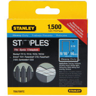 "9/16"" Staples 1500Pk Heavy Duty"