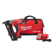 M18 FUELª 16ga Angled Finish Nailer Kit