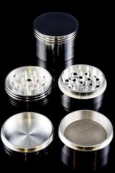 50mm 4 Pc Aluminum Grinder - G128