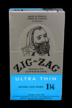 Zig Zag Ultra Thin Rolling Papers 1 1/4 - RP151