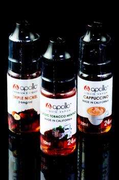 10ml Apollo E-Liquid - 24mg - EC133