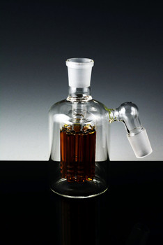 18.8mm Ash Catcher with 8 Arm Percolator Tree - BS290