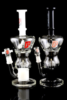 Medium Stemless GoG Water Pipe with Multi Percs - WP987