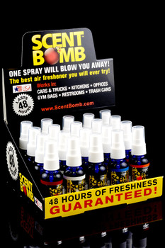 Scent Bomb Air Fresheners 20pc - M209