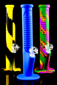 Large Silicone Water Pipe - WP1086