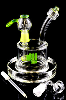 """Snoop Dogg Pounds """"Spaceship"""" Small GoG Wax Water Pipe - WP1271"""