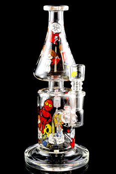 """Star Wars"" Stemless GoG Water Pipe - WP1308"