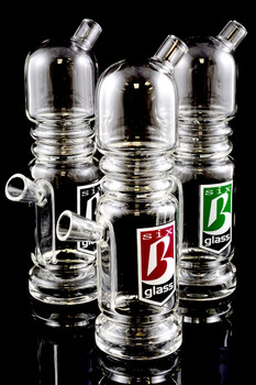 Large Glass Blunt Bubbler - RP200