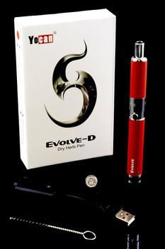 Yocan Evolve-D Dry Herb Vaporizer - V334