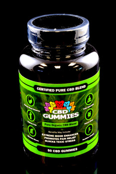 50 Count CBD Gummies - CBD102