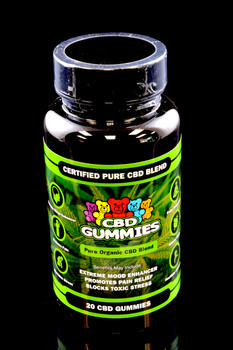 20 Count CBD Gummies - CBD103