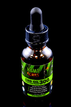 300mg CBD Oil - CBD108