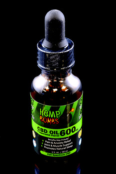 600mg CBD Oil - CBD109