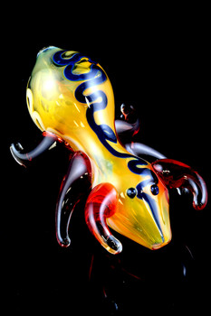 Color Changing Critter Pipe - AP197