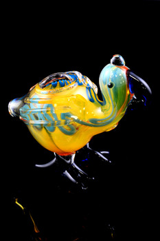 Color Changing Bird Pipe - AP198
