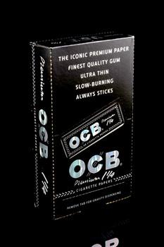 "OCB Premium 1 1/4"" Rolling Papers - RP206"