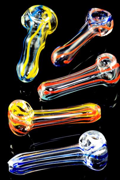 (Mix) Mini Glass Pipe - P232