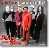 Jackie Payne Steve Edmonson Band - Master of The Game