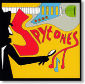 SpyTones - Self Titled