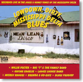 Various Artists - Lowdown Dirty Mississippi Delta Blues