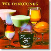 """""""Super Six"""" surf CD by The Dynotones"""