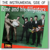 Rene and His Alligators - The Instrumental Side Of