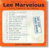 Lee Marvelous - One Step Right Behind