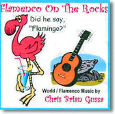Chris Brian Gussa - Flamenco on The Rocks