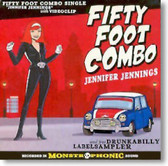 Fifty Foot Combo & Various Artists - Jennifer Jennings