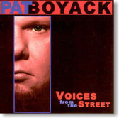 Pat Boyack - Voices From The Street
