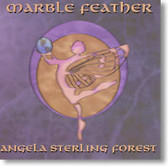 Angela Sterling Forest - Marble Feather