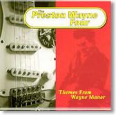 The Preston Wayne Four - Themes From Wayne Manor
