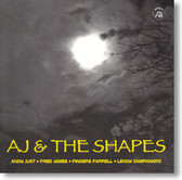 AJ & The Shapes - Self Titled