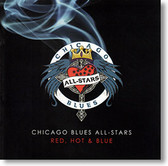 Chicago Blues All Stars - Red Hot and Blue