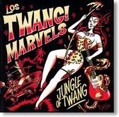 Los Twang Marvels - Jungle of Twang