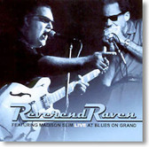 Reverend Raven - Live At Blues on Grand