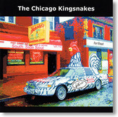 """South Side Soul"" blues CD by The Chicago Kingsnakes"